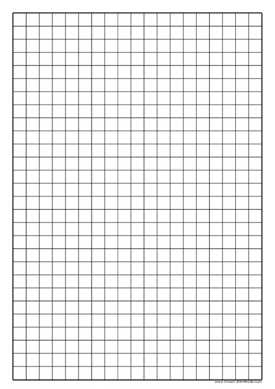 graph paper to print Template – Free Printable Grid Paper for Math