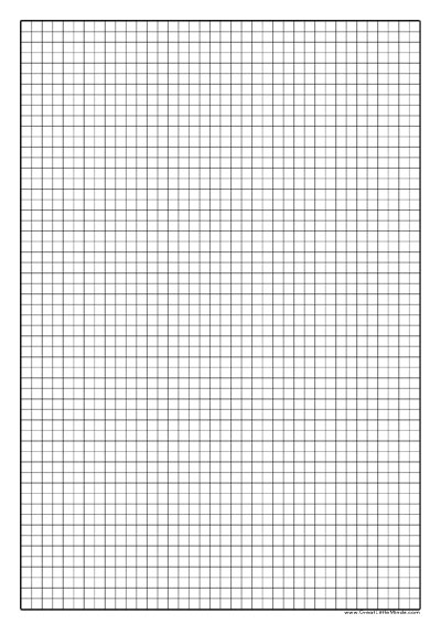 Graph Paper To Print  Mm Squared Paper